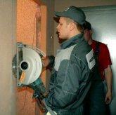 Алмазная резка при демонтаже бетонных конструкций